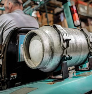 Forklift Cylinders